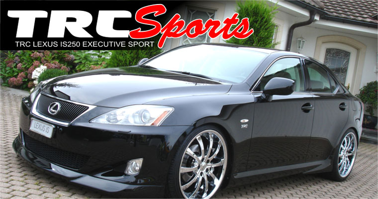 TRC Tuning Lexus IS Sport